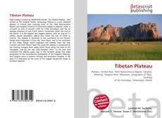 Обложка Tibetan Plateau