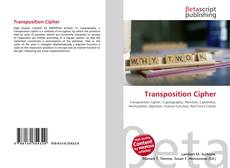 Couverture de Transposition Cipher