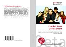Copertina di Positive Adult Development