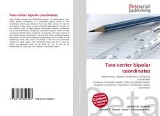 Capa do livro de Two-center bipolar coordinates