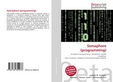 Обложка Semaphore (programming)