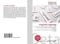 Обложка Linguistic Typology