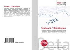 Bookcover of Student's T-Distribution