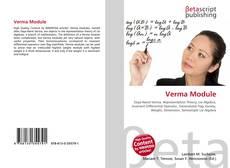 Verma Module kitap kapağı