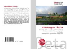 Обложка Nabarangpur District