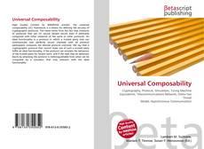 Обложка Universal Composability