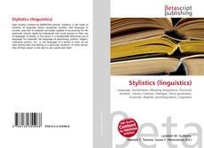 Bookcover of Stylistics (linguistics)