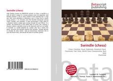 Bookcover of Swindle (chess)