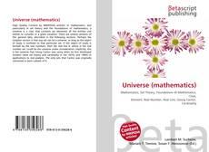 Bookcover of Universe (mathematics)