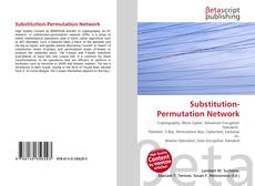 Bookcover of Substitution-Permutation Network