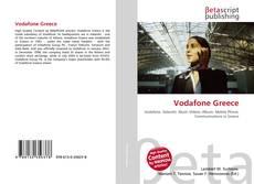 Bookcover of Vodafone Greece