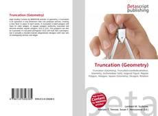 Bookcover of Truncation (Geometry)