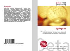 Bookcover of Syllogism