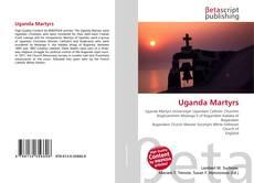 Bookcover of Uganda Martyrs