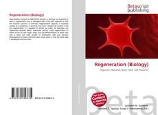 Capa do livro de Regeneration (Biology)