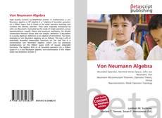 Bookcover of Von Neumann Algebra