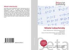 Bookcover of Nikolai Lobachevsky