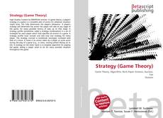 Bookcover of Strategy (Game Theory)