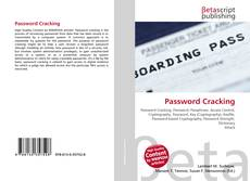 Buchcover von Password Cracking