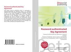 Обложка Password-authenticated Key Agreement