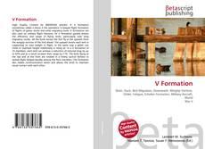 Bookcover of V Formation
