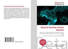 Bookcover of Natural Nuclear Fission Reactor