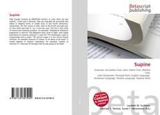 Buchcover von Supine