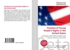 Обложка Timeline of Young People's Rights in the United States