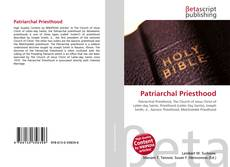 Bookcover of Patriarchal Priesthood