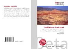 Borítókép a  Sediment transport - hoz
