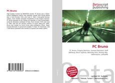 Bookcover of PC Bruno
