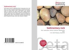 Sedimentary rock kitap kapağı