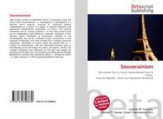 Buchcover von Souverainism
