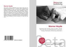 Borítókép a  Werner Heyde - hoz
