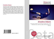 Bookcover of Zinedine Zidane