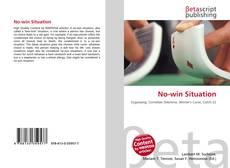 No-win Situation kitap kapağı