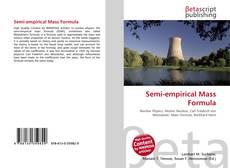 Semi-empirical Mass Formula的封面