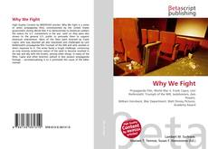 Bookcover of Why We Fight