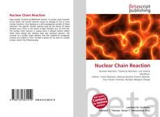 Nuclear Chain Reaction kitap kapağı