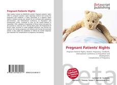 Bookcover of Pregnant Patients' Rights