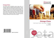 Bookcover of Omega Chess