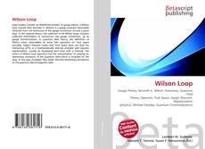 Buchcover von Wilson Loop