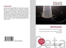 Borítókép a  Wastewater - hoz