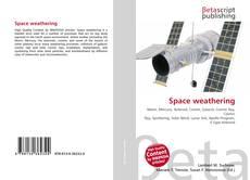 Обложка Space weathering