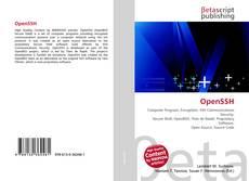 OpenSSH kitap kapağı