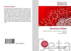 Structure Editor kitap kapağı