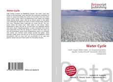 Bookcover of Water Cycle