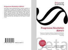 Progressive Revelation (Bahá'í)的封面