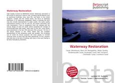 Bookcover of Waterway Restoration