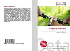 Rational Motion kitap kapağı